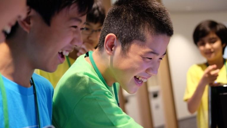中高生のための4日間のプログラミングキャンプ『G's ACADEMY YOUTH CAMP